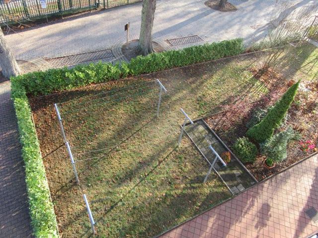 Hausgarten und Parken